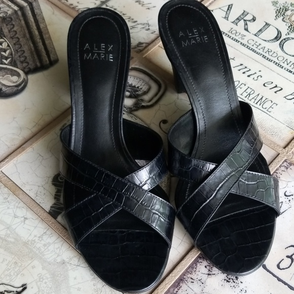 f70a87bddbb Nice Alex Marie Heeled Sandals From Dillards